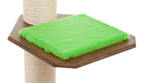 Holzfarbe: Dunkelnuss - Auflage: Limette