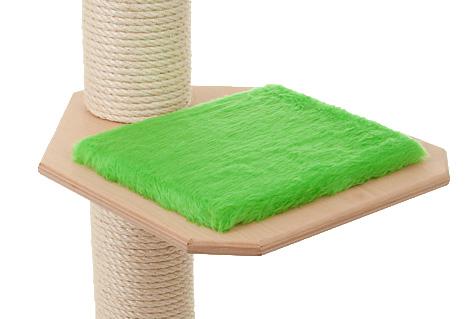 Holzfarbe: Natur - Auflage: Limette